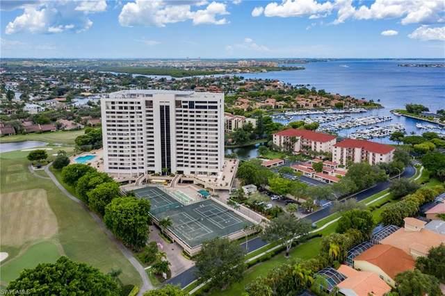 5260 S Landings Drive #1706, Fort Myers, FL 33919 (MLS #220046455) :: Florida Homestar Team
