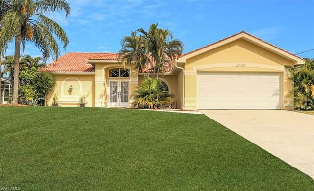 2705 SW 46th Terrace, Cape Coral, FL 33914 (MLS #220046628) :: Team Swanbeck
