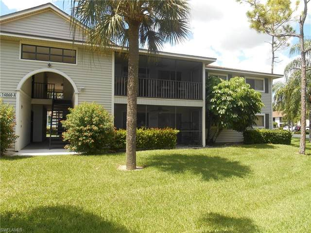 14860 Summerlin Woods Drive #2, Fort Myers, FL 33919 (MLS #220047536) :: RE/MAX Realty Team