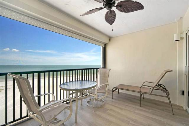 2580 Estero Boulevard N #503, Fort Myers Beach, FL 33931 (MLS #220048087) :: Florida Homestar Team