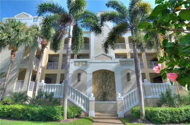 7622 Pebble Creek Circle 2-102, Naples, FL 34108 (MLS #220048225) :: Florida Homestar Team