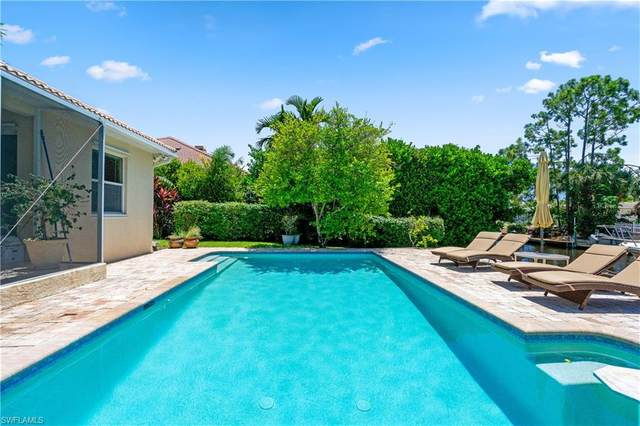 398 Snow Drive, Fort Myers, FL 33919 (#220049822) :: Jason Schiering, PA