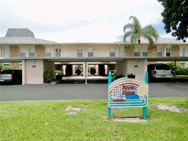 1739 SE 46th Lane #202, Cape Coral, FL 33904 (#220051372) :: Jason Schiering, PA