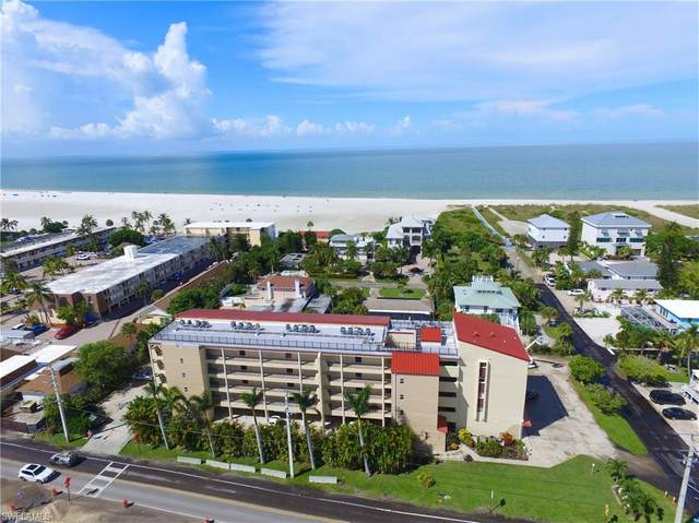6100 Estero Boulevard 3A, Fort Myers Beach, FL 33931 (MLS #220051409) :: RE/MAX Realty Team