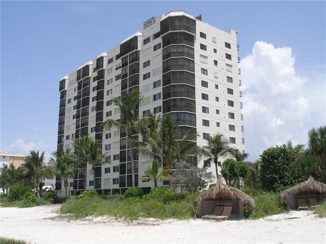 7500 Estero Boulevard #703, Fort Myers Beach, FL 33931 (#220052891) :: Southwest Florida R.E. Group Inc