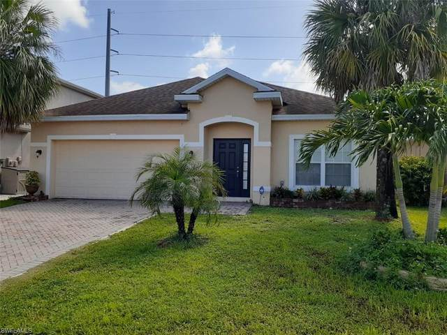 8146 Silver Birch Way, Lehigh Acres, FL 33971 (MLS #220054623) :: Eric Grainger | Engel & Volkers