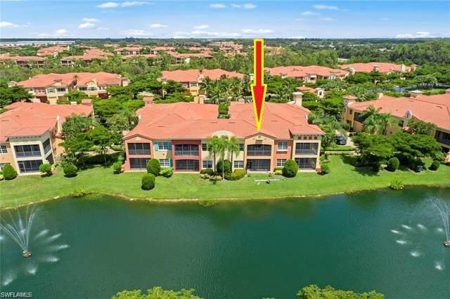8641 Piazza Del Lago Circle #203, Estero, FL 33928 (MLS #220054694) :: RE/MAX Realty Team