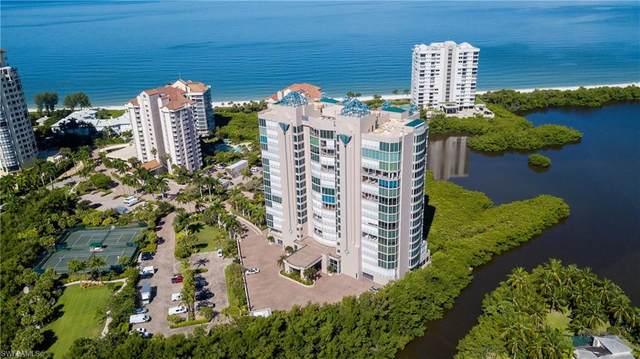 60 Seagate Drive #1405, Naples, FL 34103 (MLS #220054888) :: Florida Homestar Team
