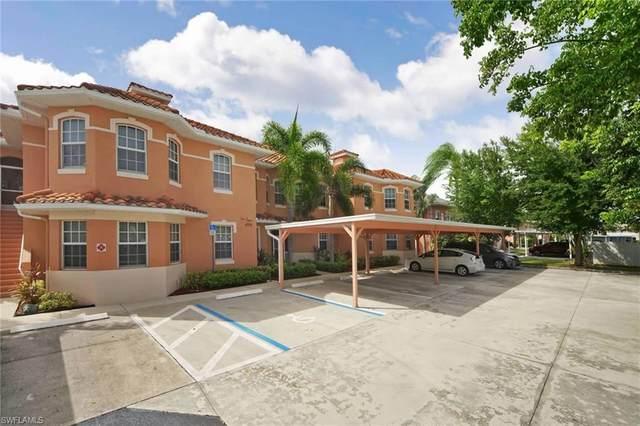 4554 SE 5th Place #113, Cape Coral, FL 33904 (#220055901) :: Caine Premier Properties