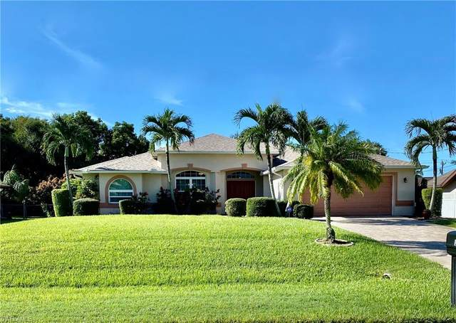 1028 NE Van Loon Lane, Cape Coral, FL 33909 (#220056845) :: Southwest Florida R.E. Group Inc