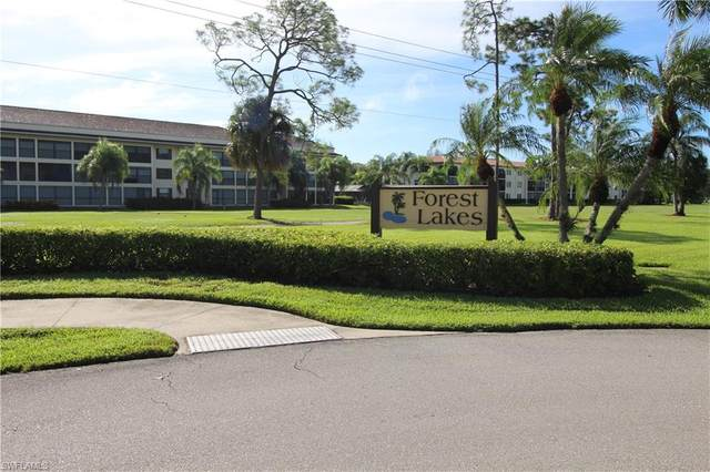 1083 Forest Lakes Drive #105, Naples, FL 34105 (MLS #220057232) :: Clausen Properties, Inc.