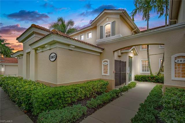11057 Harbour Yacht Court #201, Fort Myers, FL 33908 (MLS #220057293) :: Dalton Wade Real Estate Group