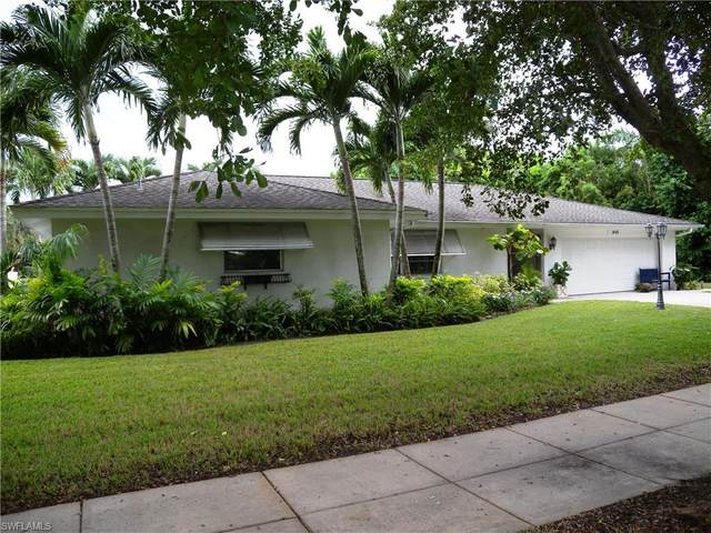 1446 Paloma Drive, Fort Myers, FL 33901 (MLS #220057673) :: RE/MAX Realty Team