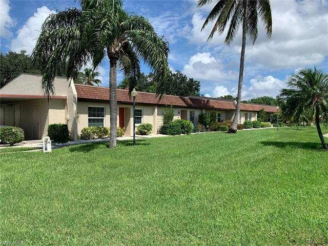 6300 S Pointe Boulevard #458, Fort Myers, FL 33919 (MLS #220058412) :: Clausen Properties, Inc.