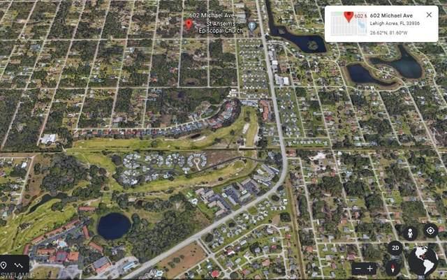 602 Michael Avenue, Lehigh Acres, FL 33936 (MLS #220058569) :: RE/MAX Realty Group