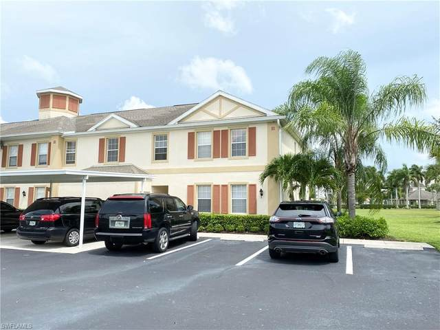 3511 Milan Drive #104, Fort Myers, FL 33916 (MLS #220058657) :: RE/MAX Realty Team