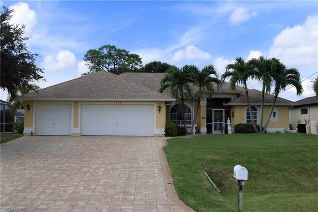 2835 NW 14th Terrace, Cape Coral, FL 33993 (#220058721) :: The Dellatorè Real Estate Group