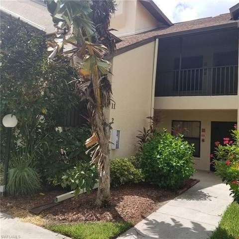 8514 Charter Club Circle #11, Fort Myers, FL 33919 (MLS #220059512) :: RE/MAX Realty Team
