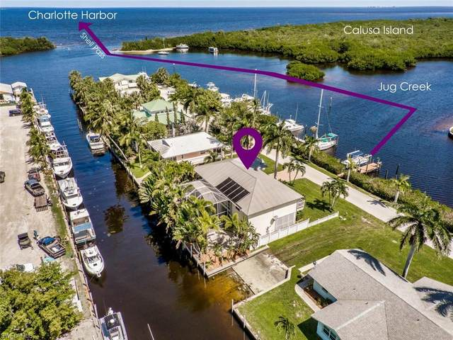 16447 Porto Bello Street, Bokeelia, FL 33922 (#220059637) :: Caine Premier Properties