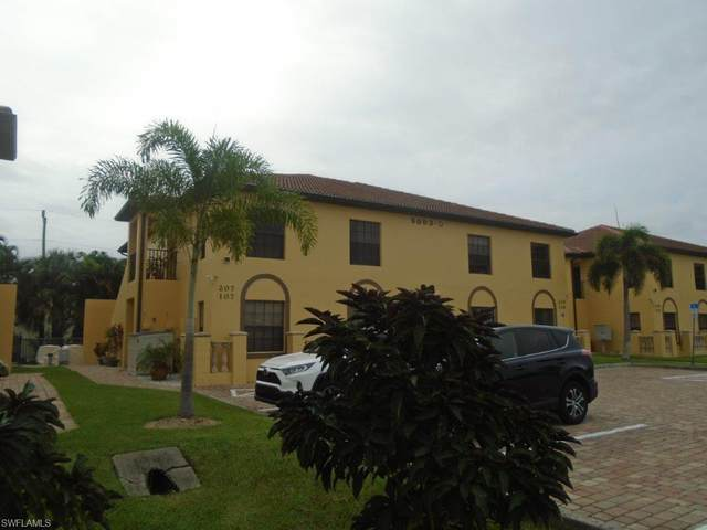 5003 SW 16th Place #107, Cape Coral, FL 33914 (MLS #220059838) :: Florida Homestar Team