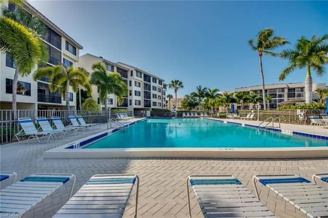 7317 Estero Boulevard #210, Fort Myers Beach, FL 33931 (MLS #220060396) :: Eric Grainger | Engel & Volkers