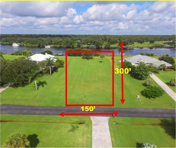 5286 River Blossom Lane, FORT DENAUD, FL 33935 (#220062458) :: The Dellatorè Real Estate Group