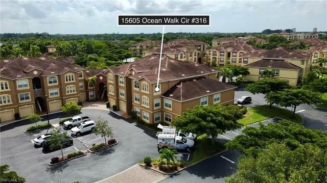 15605 Ocean Walk Circle #316, Fort Myers, FL 33908 (MLS #220062726) :: Eric Grainger | Engel & Volkers