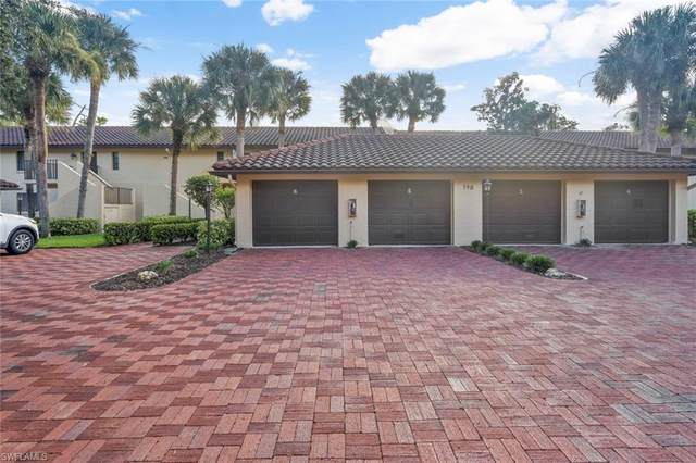 198 Albi Road #6, Naples, FL 34112 (#220064510) :: The Dellatorè Real Estate Group