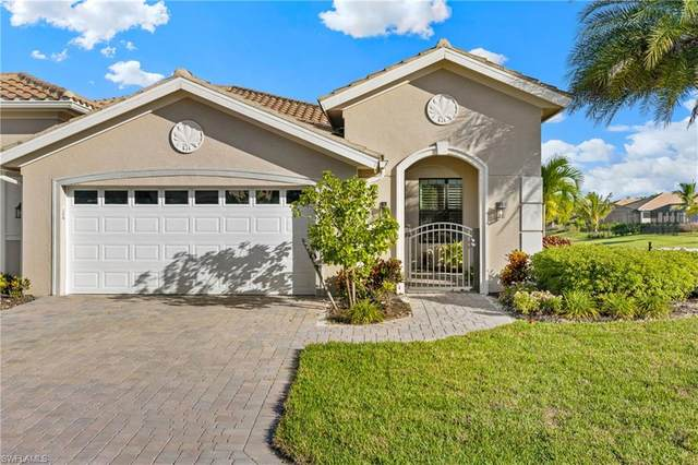 8150 Venetian Pointe Drive, Fort Myers, FL 33908 (MLS #220065132) :: Florida Homestar Team