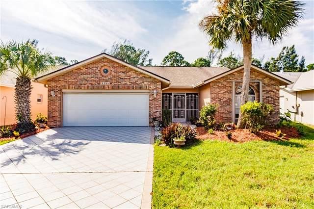 3298 Sabal Springs Boulevard, North Fort Myers, FL 33917 (#220065836) :: The Dellatorè Real Estate Group