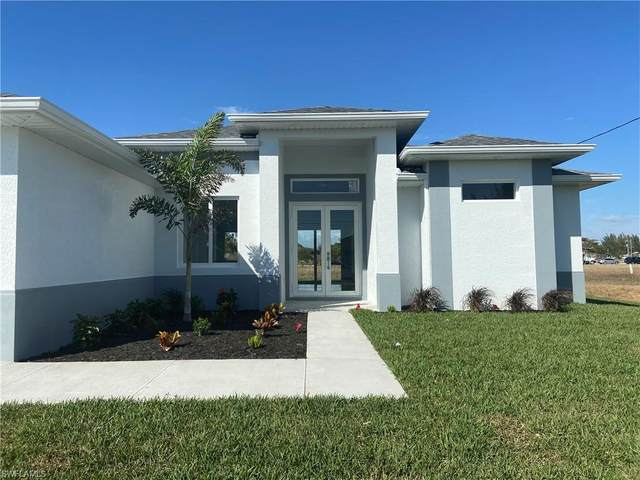 1623 SW 25th Terrace, Cape Coral, FL 33914 (#220065898) :: We Talk SWFL
