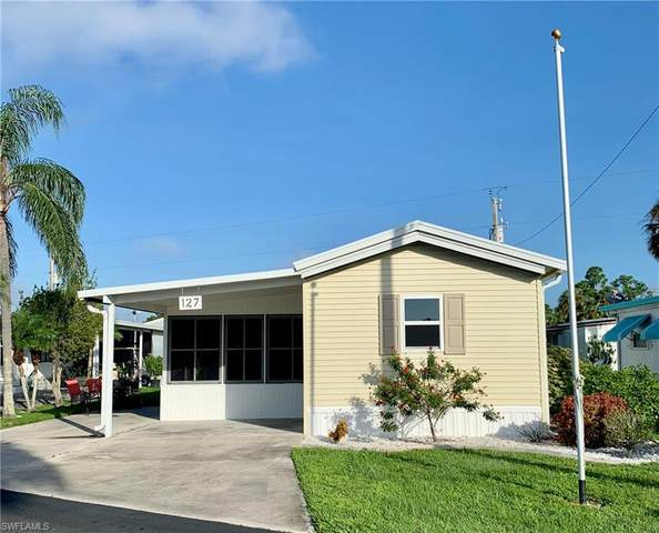 127 Overland Trail, North Fort Myers, FL 33917 (#220066720) :: The Michelle Thomas Team