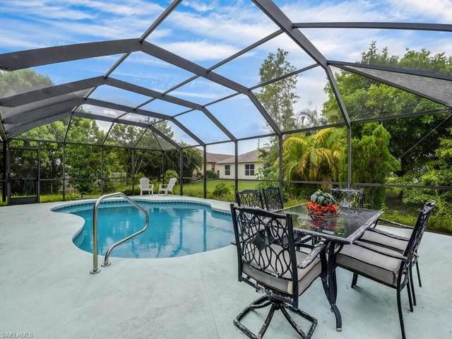 4348 SW 19th Avenue, Cape Coral, FL 33914 (MLS #220068109) :: Eric Grainger | Engel & Volkers