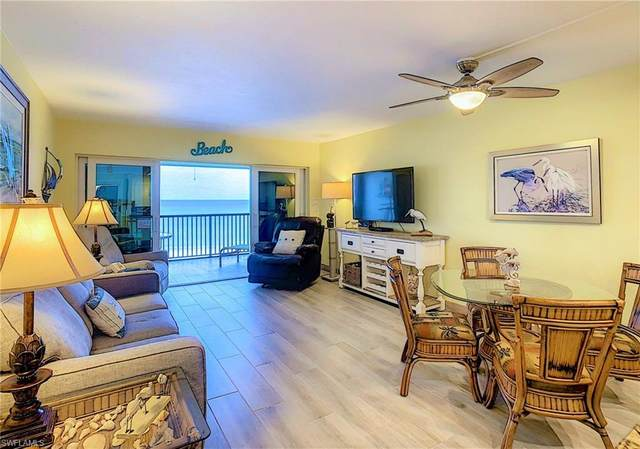2580 Estero Boulevard #503, Fort Myers Beach, FL 33931 (MLS #220070302) :: RE/MAX Realty Group