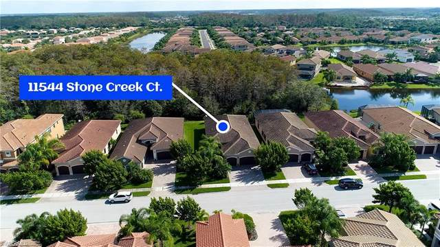 11544 Stonecreek Circle, Fort Myers, FL 33913 (MLS #220072102) :: Clausen Properties, Inc.