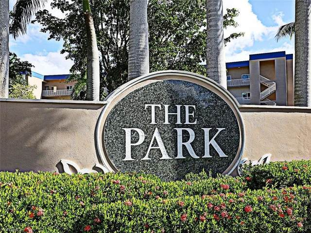 14901 Park Lake Drive #102, Fort Myers, FL 33919 (MLS #220074129) :: RE/MAX Realty Team