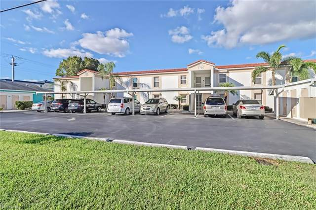 1615 SE 46th Lane #204, Cape Coral, FL 33904 (MLS #220074315) :: The Naples Beach And Homes Team/MVP Realty