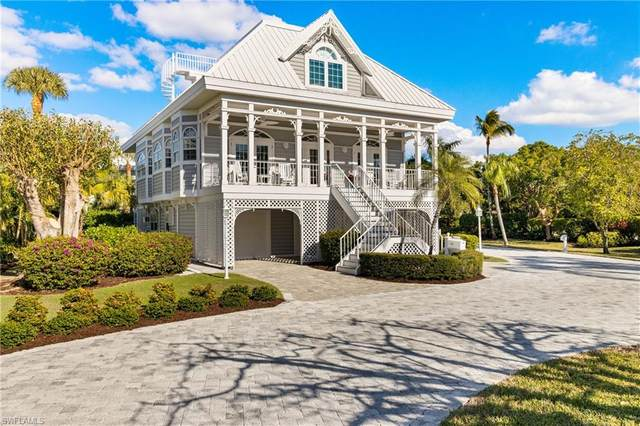 950 Victoria Way, Sanibel, FL 33957 (MLS #220074485) :: RE/MAX Realty Team