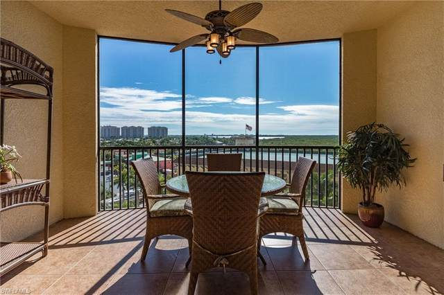 5781 Cape Harbour Drive #701, Cape Coral, FL 33914 (MLS #220074890) :: The Naples Beach And Homes Team/MVP Realty