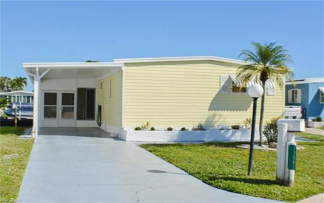 11581 Dogwood Lane, Fort Myers Beach, FL 33931 (MLS #220075340) :: The Naples Beach And Homes Team/MVP Realty