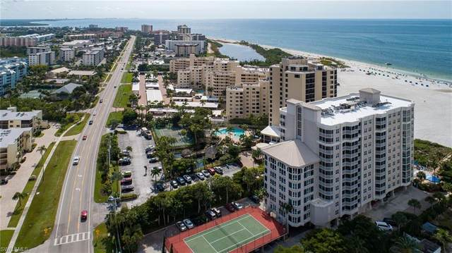 6620 Estero Boulevard #902, Fort Myers Beach, FL 33931 (MLS #220076448) :: Uptown Property Services