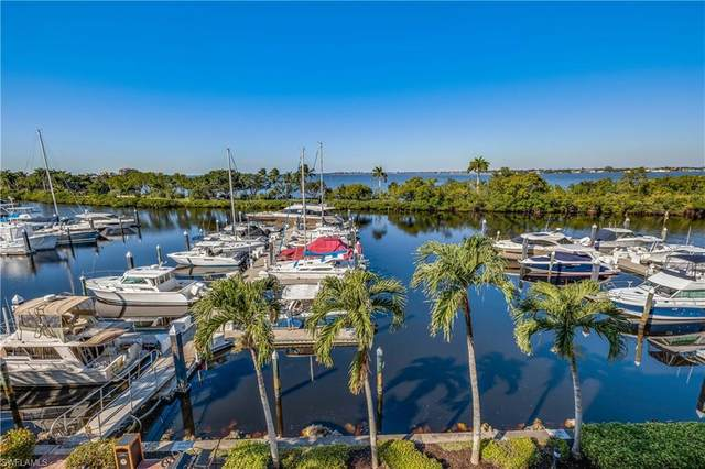 14334 Harbour Landings Drive 17B, Fort Myers, FL 33908 (MLS #220077894) :: Waterfront Realty Group, INC.
