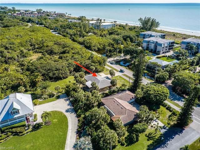 2620 W Gulf Drive, Sanibel, FL 33957 (MLS #220081528) :: Premier Home Experts