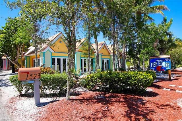 1523 Periwinkle Way, Sanibel, FL 33957 (MLS #220082005) :: #1 Real Estate Services