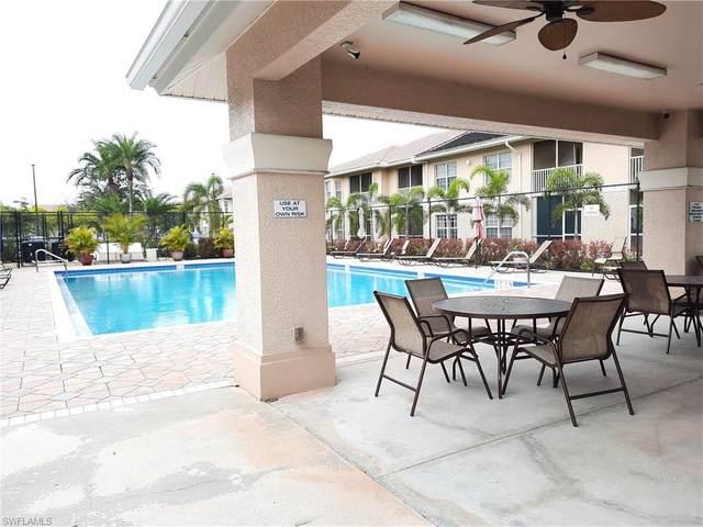 8555 Bernwood Cove Loop #107, Fort Myers, FL 33966 (MLS #220082257) :: Clausen Properties, Inc.