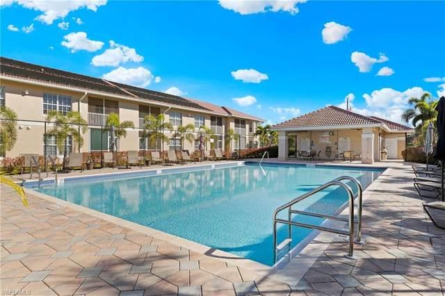 8513 Bernwood Cove Loop #209, Fort Myers, FL 33966 (MLS #221000052) :: Clausen Properties, Inc.