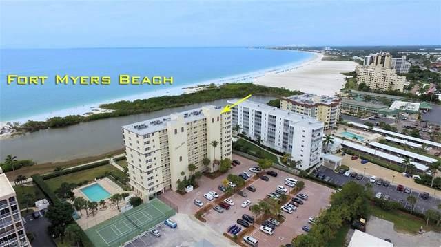 7100 Estero Boulevard #6, Fort Myers Beach, FL 33931 (#221002004) :: The Dellatorè Real Estate Group