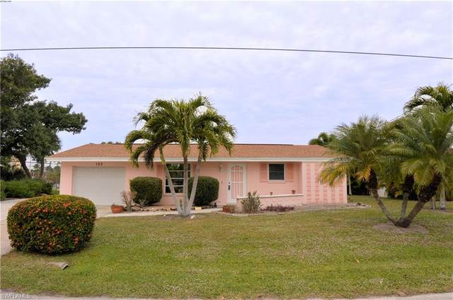 103 Albatross Street, Fort Myers Beach, FL 33931 (MLS #221002130) :: Team Swanbeck