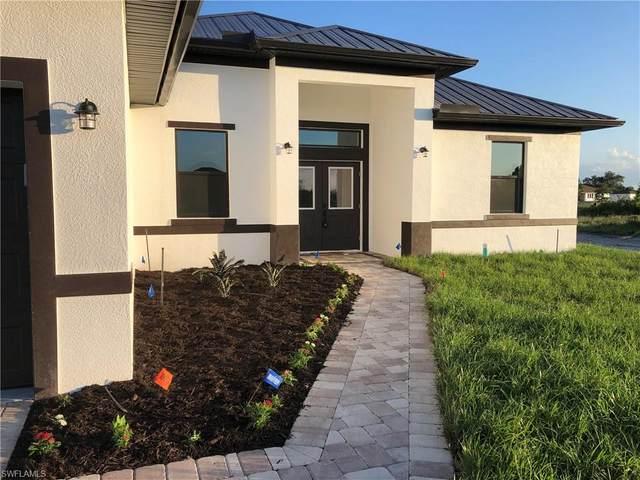 1302 W 10th Street, Lehigh Acres, FL 33972 (MLS #221002278) :: Eric Grainger | Engel & Volkers