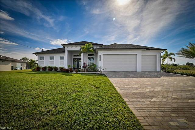 1026 NW 9TH Street, Cape Coral, FL 33993 (MLS #221002812) :: Eric Grainger | Engel & Volkers